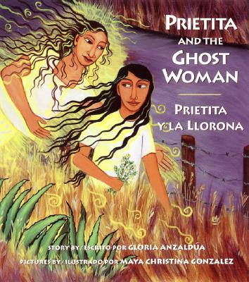 Prietita and the Ghost Woman Cover