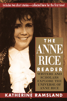 Anne Rice Reader Cover
