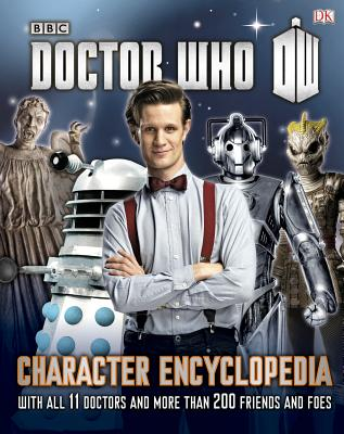 Doctor Who Character Encyclopedia Cover