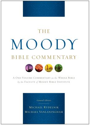 The Moody Bible Commentary Cover Image