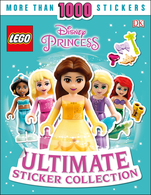 Ultimate Sticker Collection: LEGO Disney Princess Cover Image