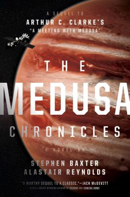 The Medusa Chronicles Cover
