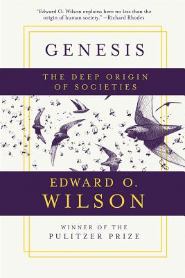 Genesis: The Deep Origin of Societies Cover Image
