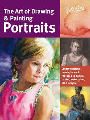 The Art of Drawing & Painting Portraits Cover