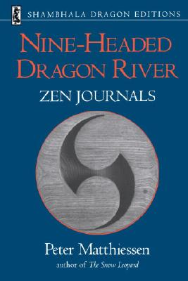 Cover for Nine-Headed Dragon River