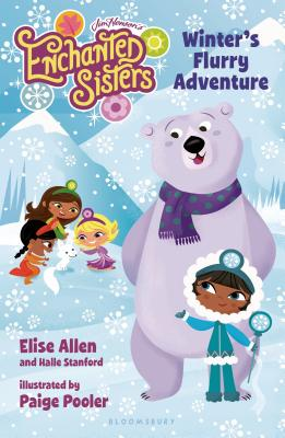 Jim Henson's Enchanted Sisters: Winter's Flurry Adventure Cover Image