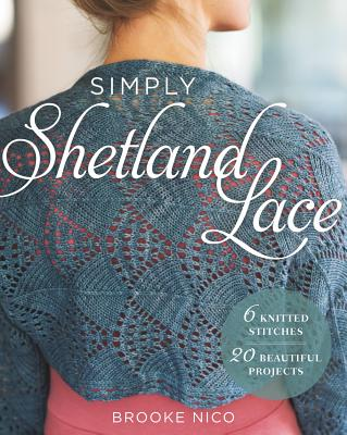 Cover for Simply Shetland Lace