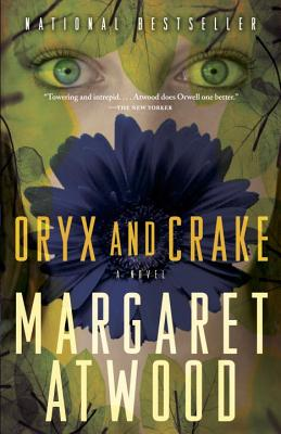 Oryx and Crake (Maddaddam Trilogy #2) Cover Image
