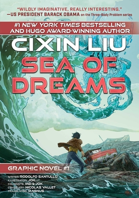 Sea of Dreams: Cixin Liu Graphic Novels #1 Cover Image