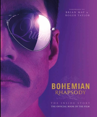 Bohemian Rhapsody: The Official Book of the Movie Cover Image