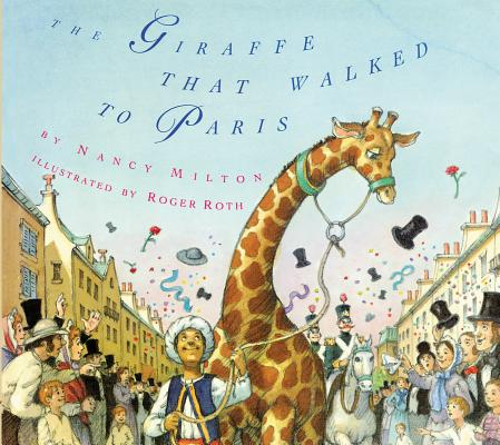 The Giraffe That Walked to Paris Cover Image