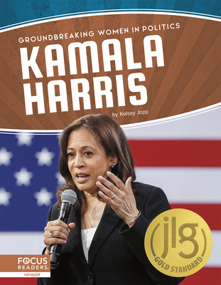 Kamala Harris Cover Image