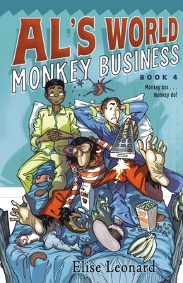 Monkey Business (Al's World #4) Cover Image