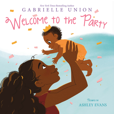 Welcome to the Party Board Book Cover Image