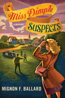 Miss Dimple Suspects Cover
