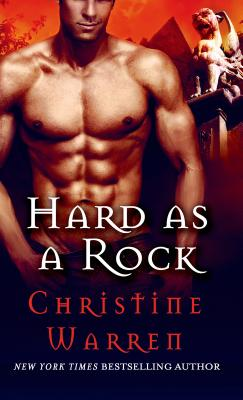 Hard as a Rock: A Beauty and Beast Novel (Gargoyles Series #3) Cover Image