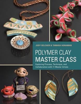 Polymer Clay Master Class Cover