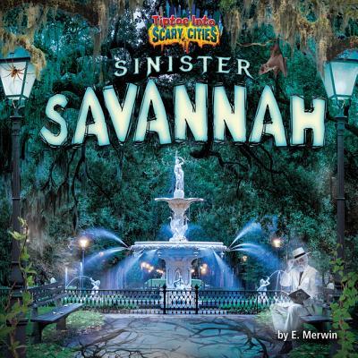 Sinister Savannah Cover Image