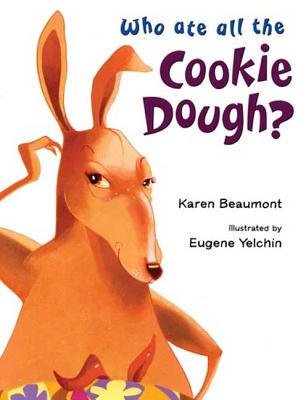 Who Ate All the Cookie Dough? Cover Image
