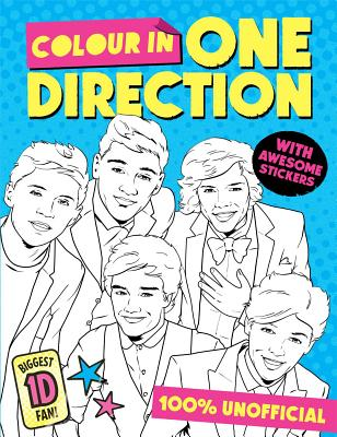 Cover for Colour in One Direction!