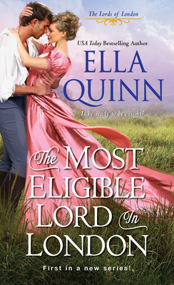 The Most Eligible Lord in London (The Lords of London #1) Cover Image