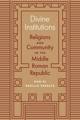 Cover for Divine Institutions