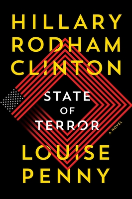 cover of State of Terror by Louise Penny and Hillary Clinton.