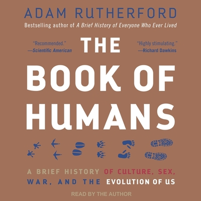 Cover for The Book of Humans