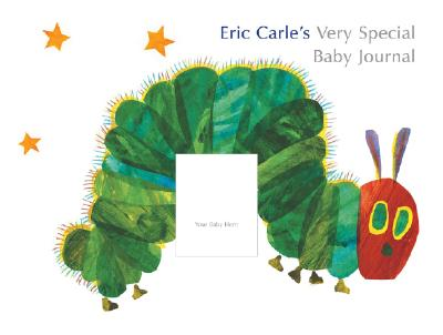 Eric Carle's Very Special Baby Journal Cover Image