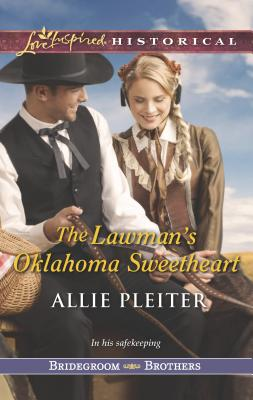 The Lawman's Oklahoma Sweetheart Cover