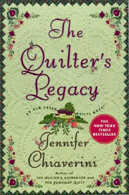 The Quilter's Legacy Cover