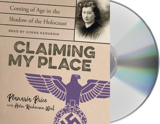 Claiming My Place: Coming of Age in the Shadow of the Holocaust Cover Image