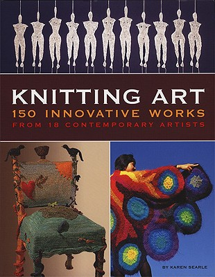 Knitting Art Cover