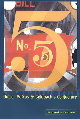 Uncle Petros and Goldbach's Conjecture Cover