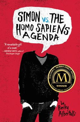 Simon vs. the Homo Sapiens Agenda Cover Image