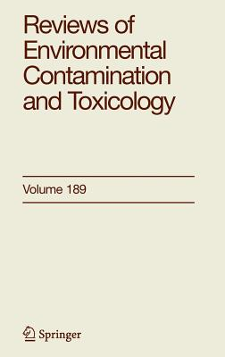 Reviews of Environmental Contamination and Toxicology 189 Cover Image