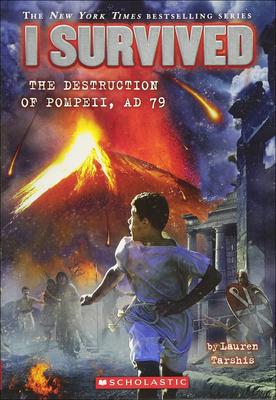 I Survived the Destruction of Pompeii, 79 A.D. Cover Image