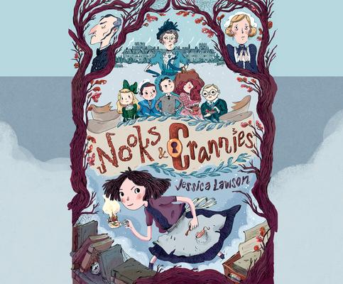 Cover for Nooks & Crannies