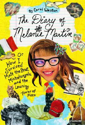 The Diary of Melanie Martin Cover