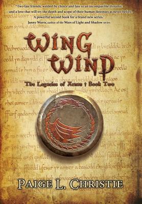 Cover for Wing Wind (Legacies of Arnan #2)