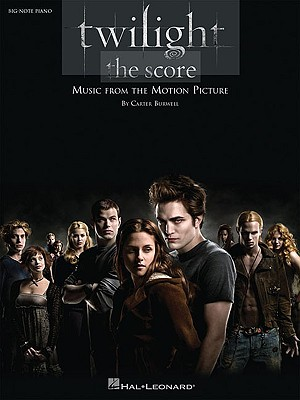 Twilight: The Score: Music from the Motion Picture Cover Image