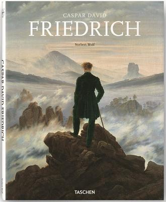 Caspar David Friedrich Cover Image