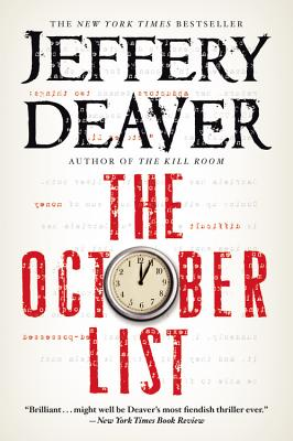 The October List Cover