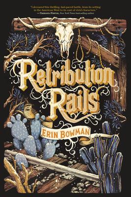 Cover for Retribution Rails