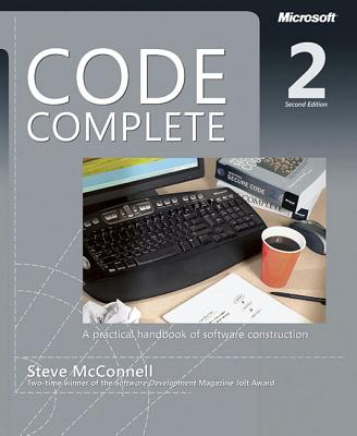 Code Complete (DV-Professional) Cover Image