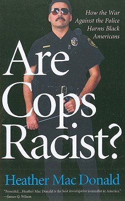 Are Cops Racist? Cover Image