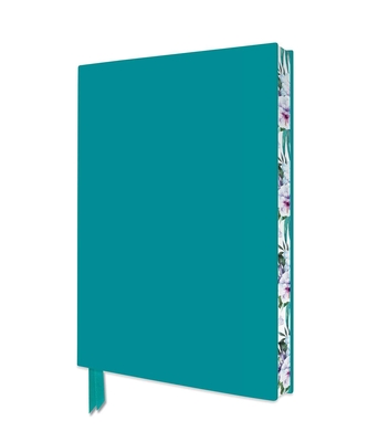 Turquoise Artisan Notebook (Flame Tree Journals) (Artisan Notebooks) Cover Image