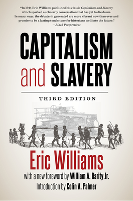 Capitalism and Slavery, Third Edition Cover Image
