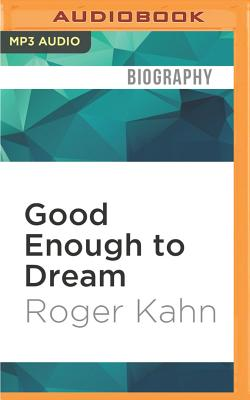 Good Enough to Dream Cover Image