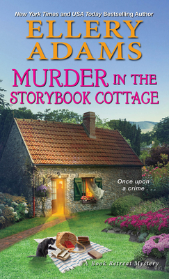 Murder in the Storybook Cottage (A Book Retreat Mystery #6) Cover Image